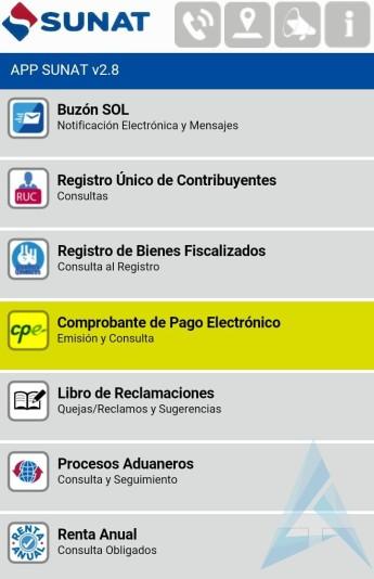 1.imagen_emision de factura desde el celular