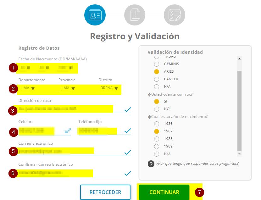 3.REPORTE DE DEUDA INFOCORP