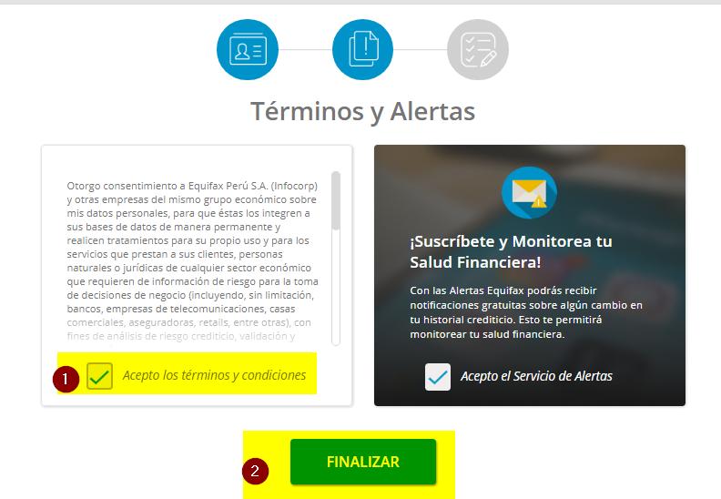 4.REPORTE DE DEUDA INFOCORP