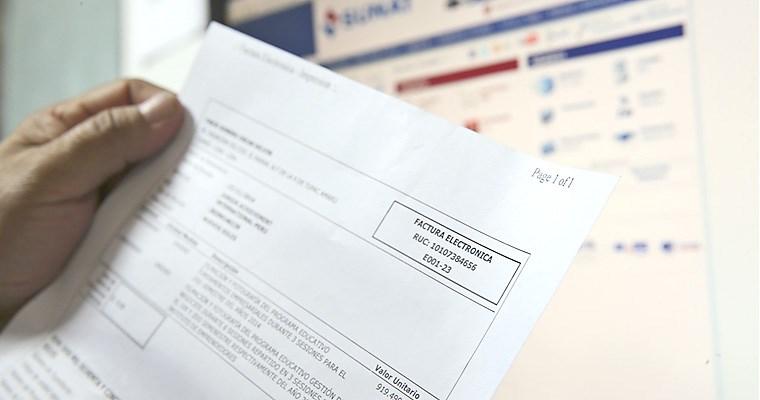 factura electronica SUNAT