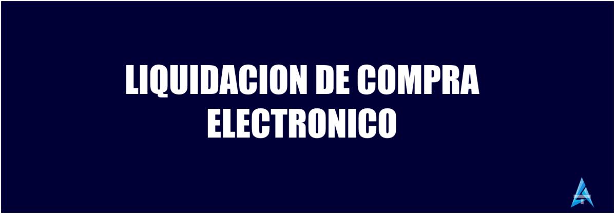 A partir del 01/07/2018 se deberá emitir liquidación de compra electrónica. #ComprobantesElectronicos